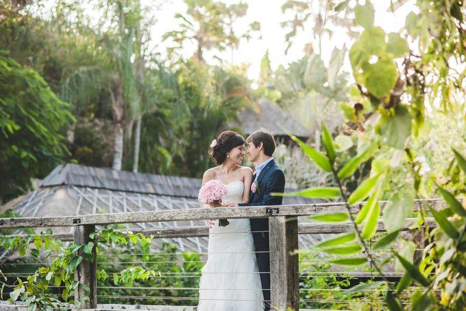 Jeane & Luo Wedding by Karma Kandara - 001