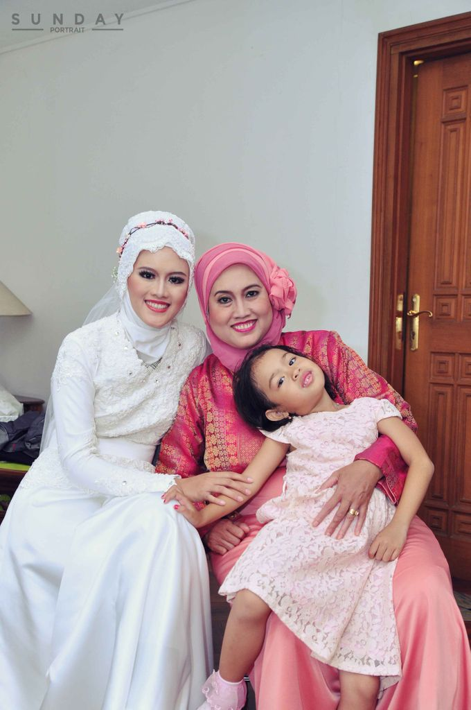 Wedding day Niken & Dian by yusway photography - 011