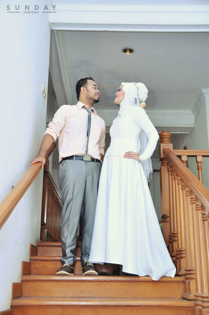 Wedding day Niken & Dian by yusway photography - 013