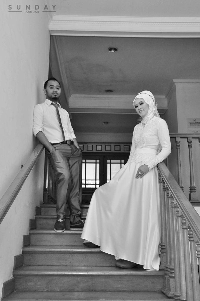 Wedding day Niken & Dian by yusway photography - 014