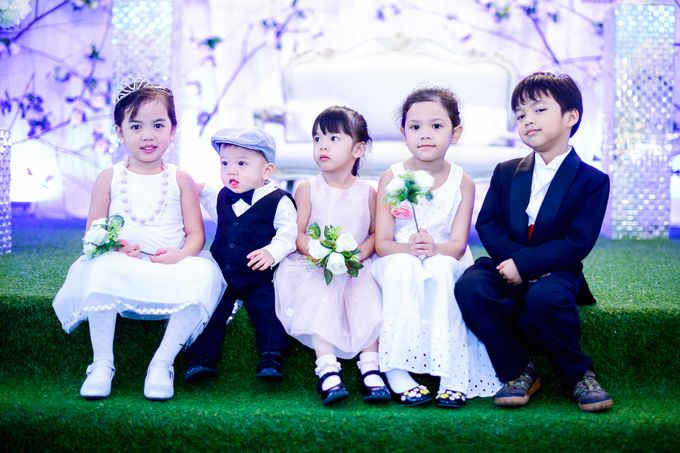 Farisya & Ikram - Wedding Reception  by Raihan Talib Photography - 011
