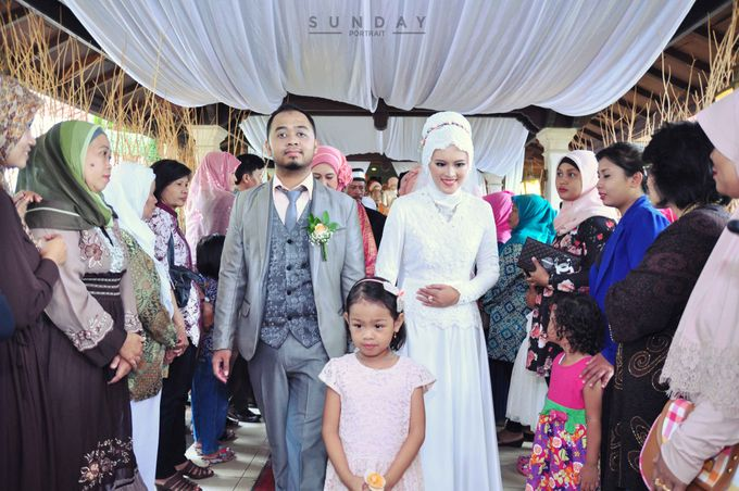 Wedding day Niken & Dian by yusway photography - 017