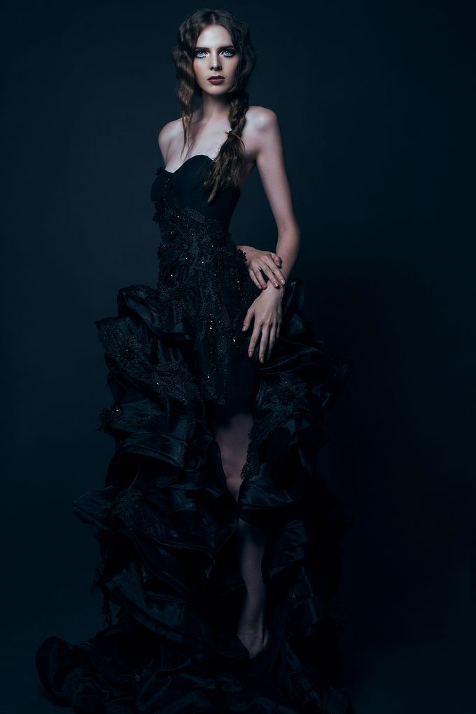 Black Collection by Crystal Clarissa - 015