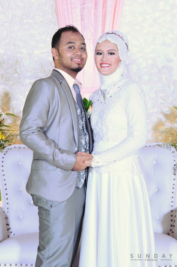 Wedding day Niken & Dian by yusway photography - 018