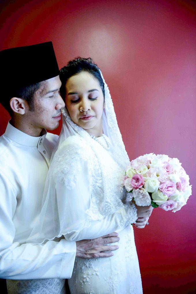 Afiqah & Ashraf - Solemnization by Raihan Talib Photography - 001