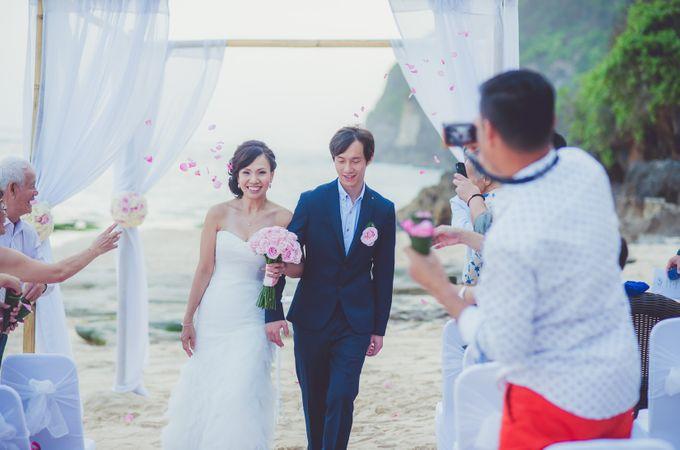 Jeane & Luo Wedding by Karma Kandara - 006