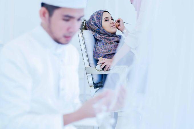 Farisya & Ikram - Wedding Reception  by Raihan Talib Photography - 014