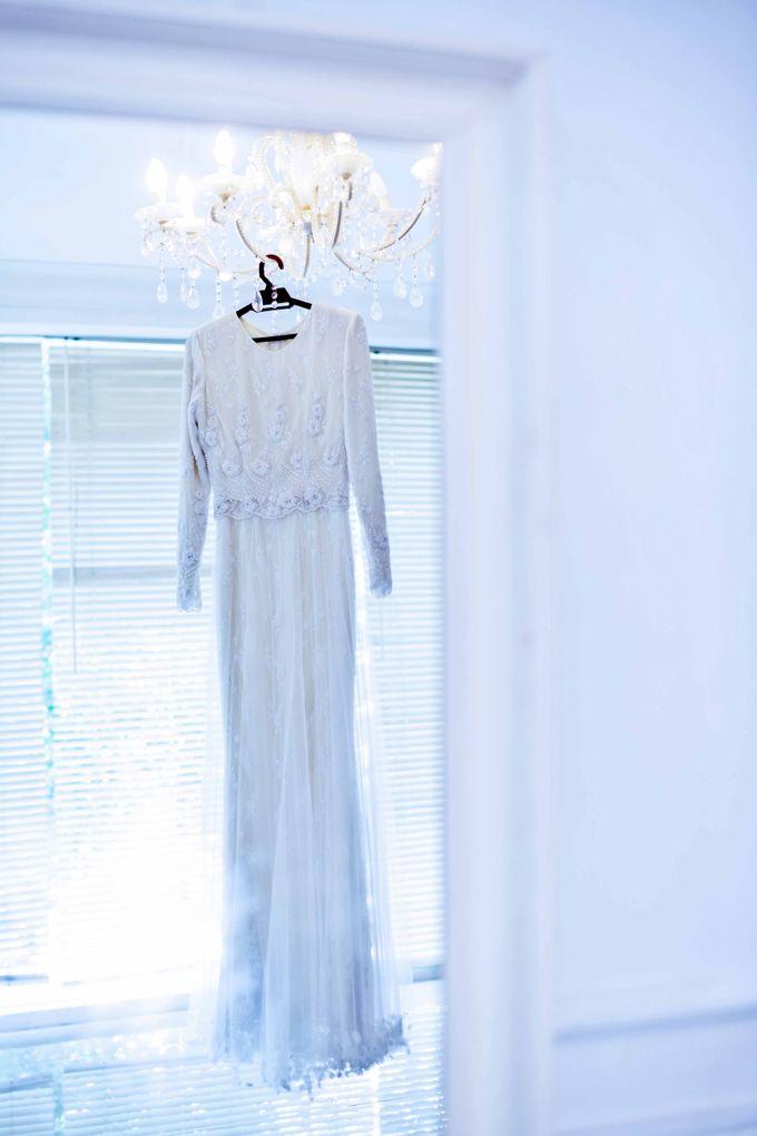 Farisya & Ikram - Wedding Reception  by Raihan Talib Photography - 010