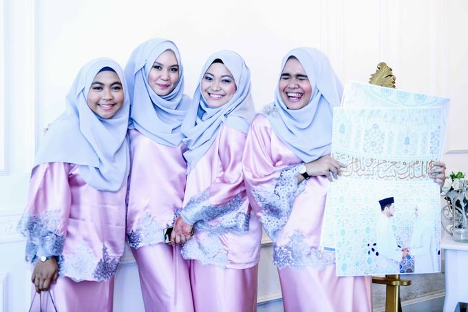 Farisya & Ikram - Wedding Reception  by Raihan Talib Photography - 015