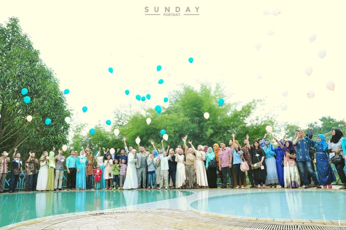 Wedding day Niken & Dian by yusway photography - 020