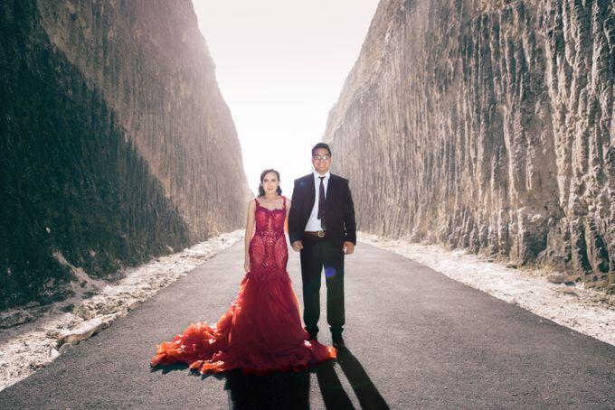 Henry & Friska Bali Pre-Wedding by Picomo - 033