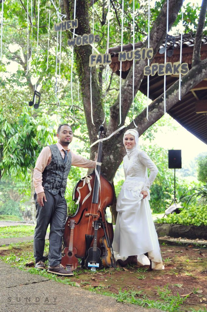 Wedding day Niken & Dian by yusway photography - 023