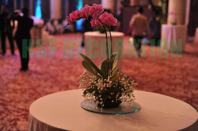 BALI ROOM HOTEL INDONESIA KEMPINSKI by Home Smile Florist - 019