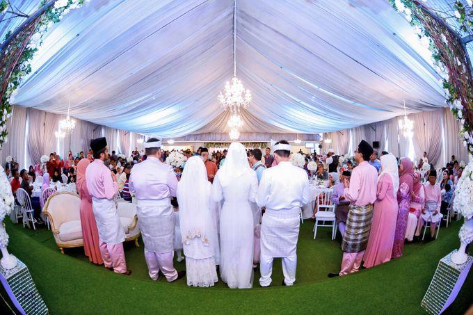 Farisya & Ikram - Wedding Reception  by Raihan Talib Photography - 021