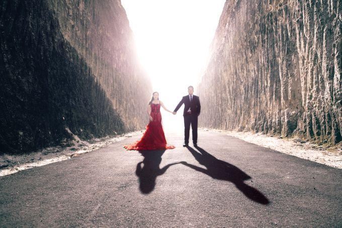 Henry & Friska Bali Pre-Wedding by Picomo - 038