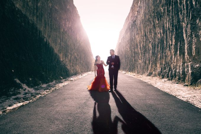 Henry & Friska Bali Pre-Wedding by Picomo - 037