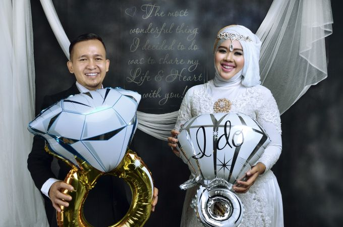 Prewedding Widya & Hafid at Beranda Photo Studio by BERANDA PHOTOGRAPHY - 013