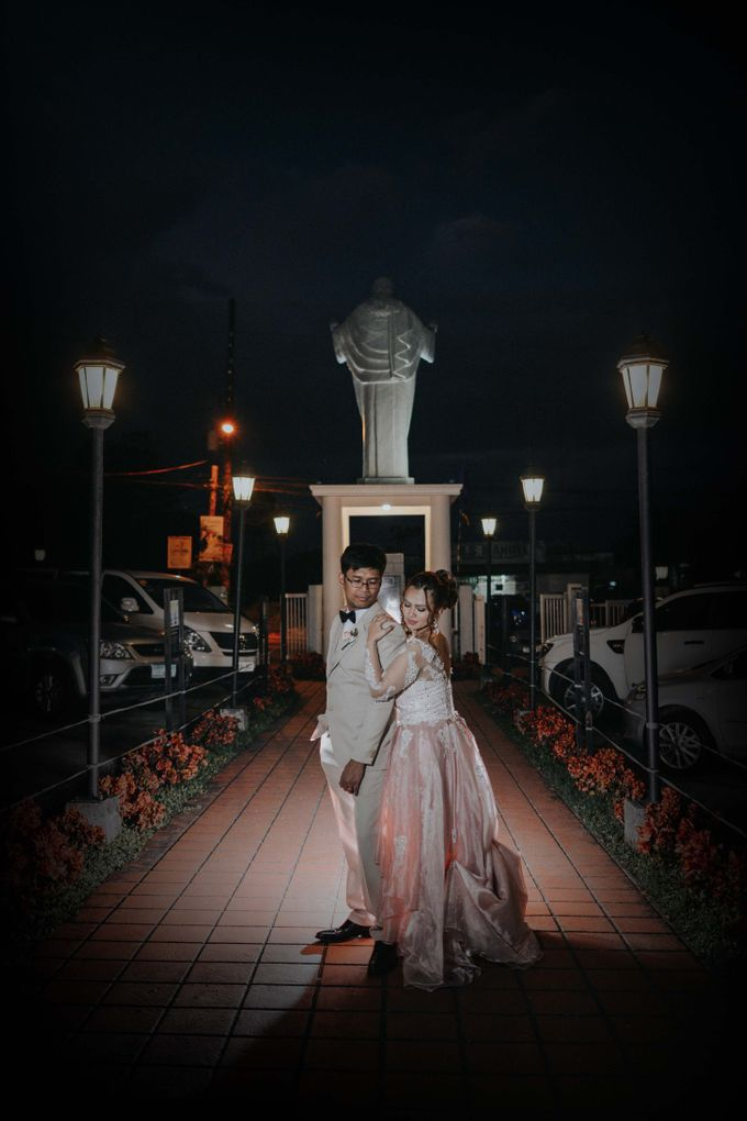 Edmin & Michelle Wedding by Berny Tia of style me Beautiful - 004