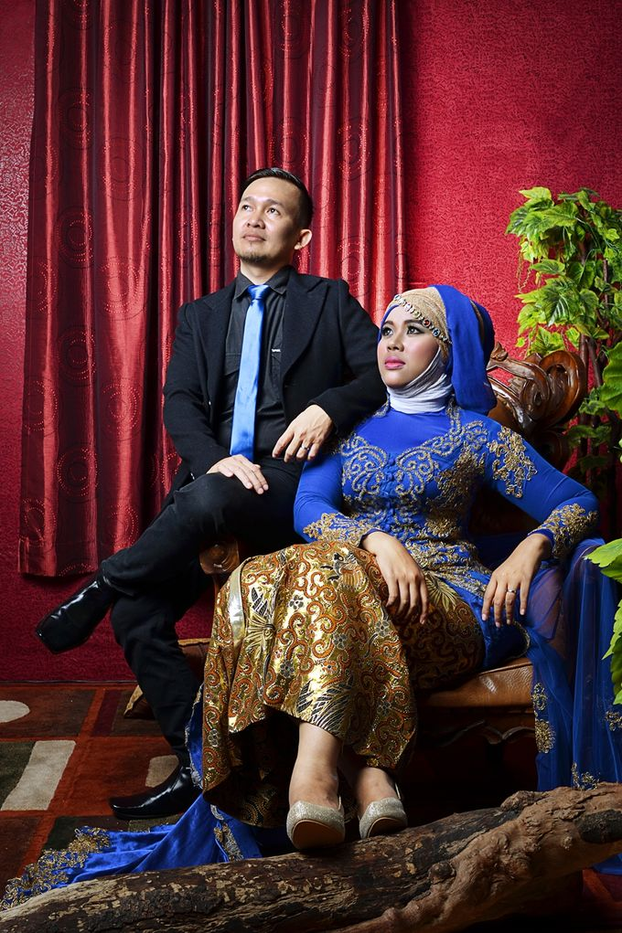 Prewedding Widya & Hafid at Beranda Photo Studio by BERANDA PHOTOGRAPHY - 014