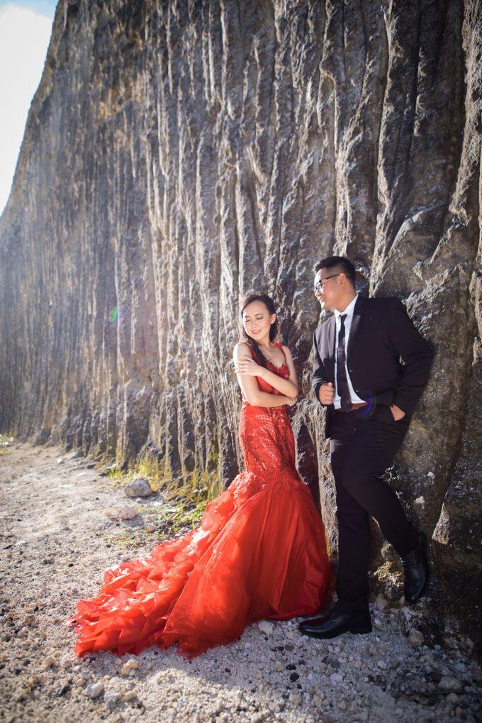Henry & Friska Bali Pre-Wedding by Picomo - 036