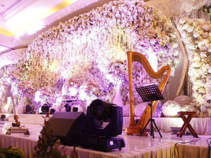 Wedding by JW Marriott Hotel Surabaya - 008