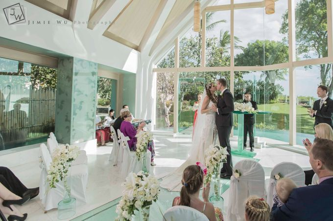 Danelle & Trevor Special Day by JimieWu Photography - 015