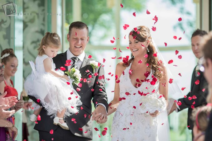 Danelle & Trevor Special Day by JimieWu Photography - 016