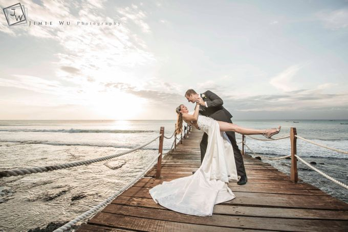 Danelle & Trevor Special Day by JimieWu Photography - 024