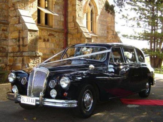 Classic Daimler major Magestic Wedding Car by Tic Tac Tours & Premier Limousines - 001