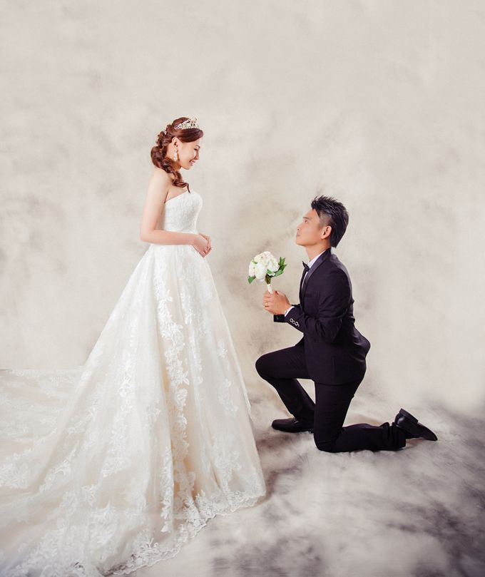 Damien & Yuki by Castlebell Wedding Mansion - 006