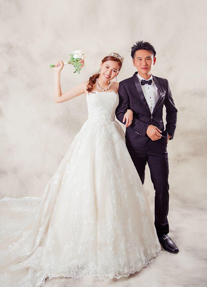 Damien & Yuki by Castlebell Wedding Mansion - 007