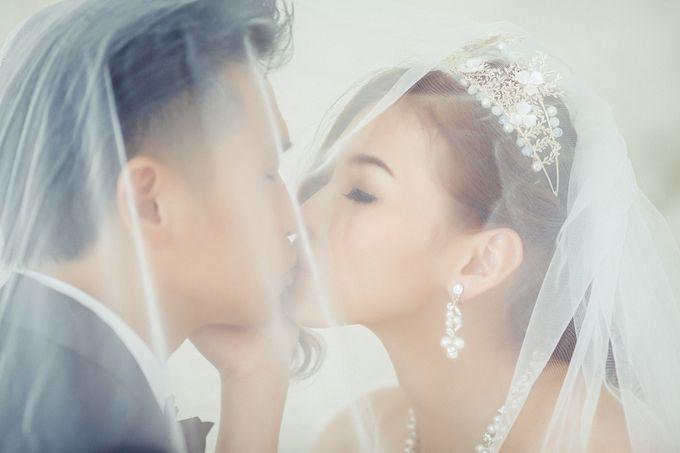 Damien & Yuki by Castlebell Wedding Mansion - 010