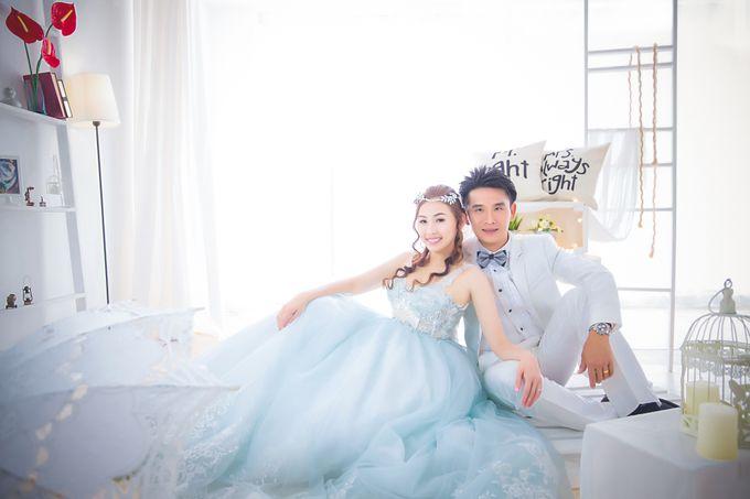 Damien & Yuki by Castlebell Wedding Mansion - 013