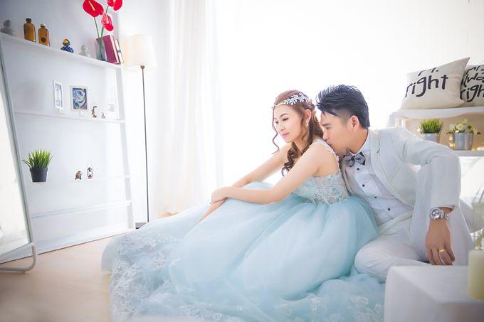 Damien & Yuki by Castlebell Wedding Mansion - 014