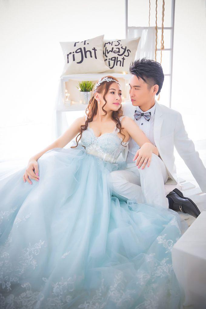 Damien & Yuki by Castlebell Wedding Mansion - 018