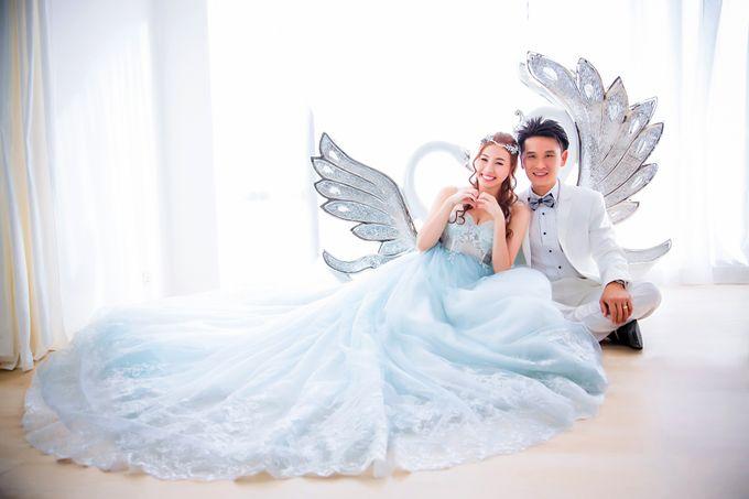 Damien & Yuki by Castlebell Wedding Mansion - 019
