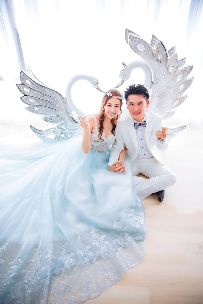 Damien & Yuki by Castlebell Wedding Mansion - 020