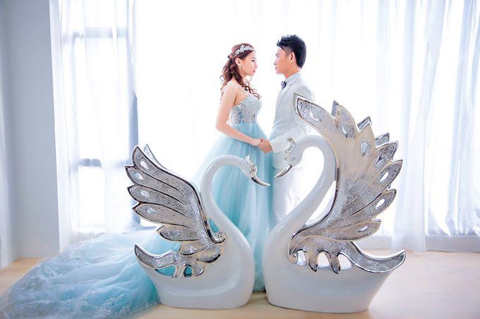 Damien & Yuki by Castlebell Wedding Mansion - 021