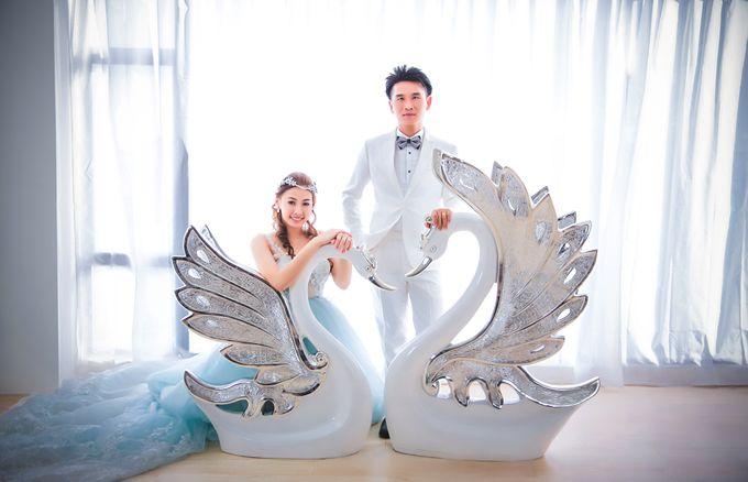 Damien & Yuki by Castlebell Wedding Mansion - 022