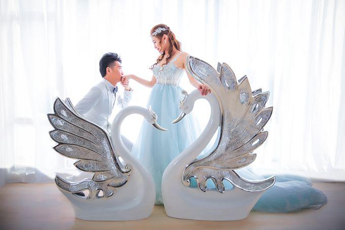 Damien & Yuki by Castlebell Wedding Mansion - 023