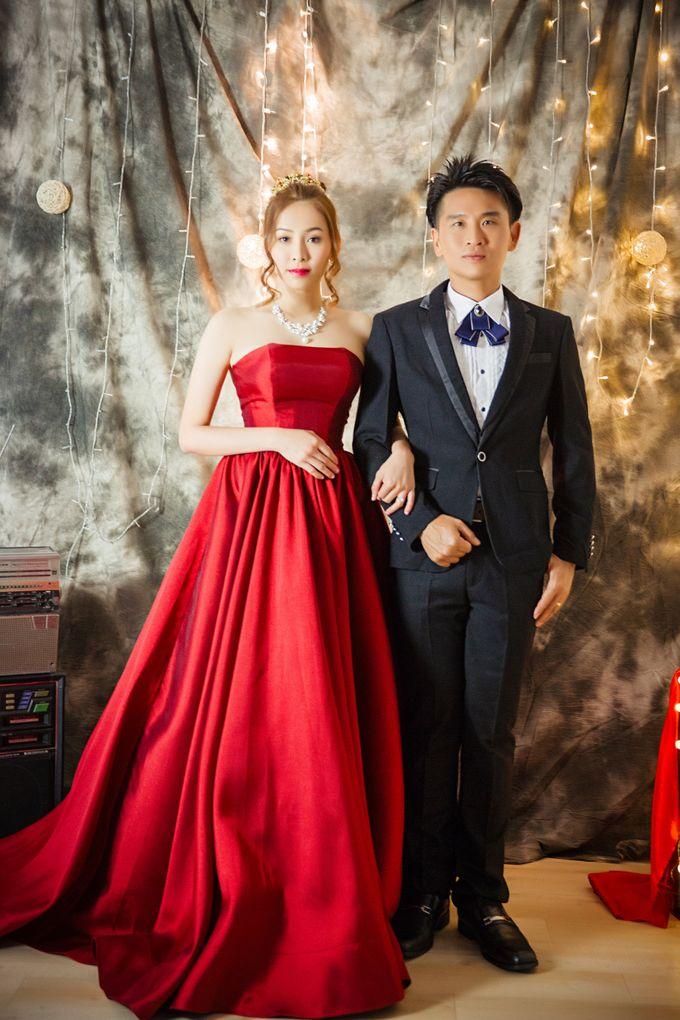 Damien & Yuki by Castlebell Wedding Mansion - 026
