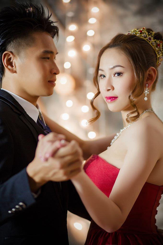 Damien & Yuki by Castlebell Wedding Mansion - 027