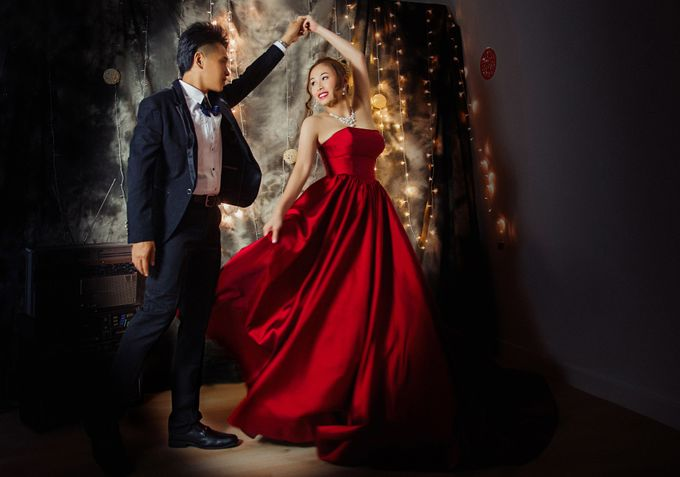 Damien & Yuki by Castlebell Wedding Mansion - 028
