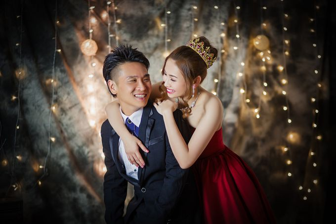 Damien & Yuki by Castlebell Wedding Mansion - 029