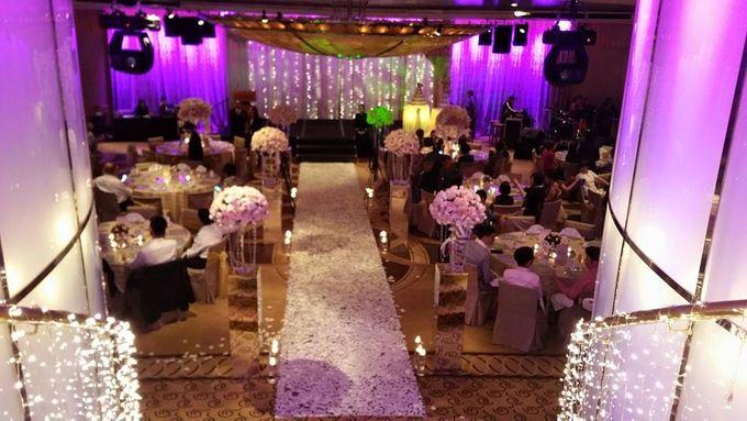 Wedding of Daniel & Huiping by Bi-lingual Female Emcee Sharlyn Lim - 001