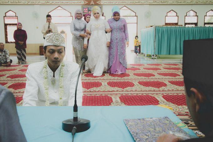 Darashena & Sigit Wedding by Alterlight Photography - 007