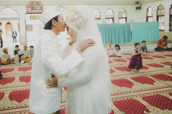 Darashena & Sigit Wedding by Alterlight Photography - 014