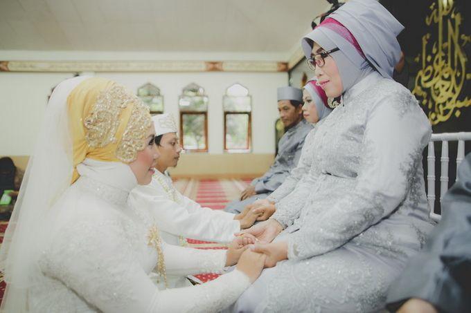 Darashena & Sigit Wedding by Alterlight Photography - 018