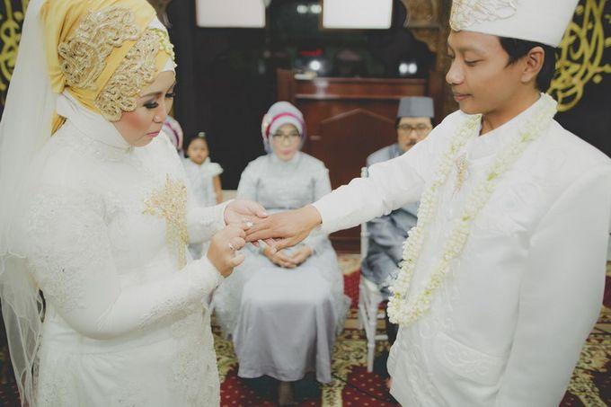 Darashena & Sigit Wedding by Alterlight Photography - 027
