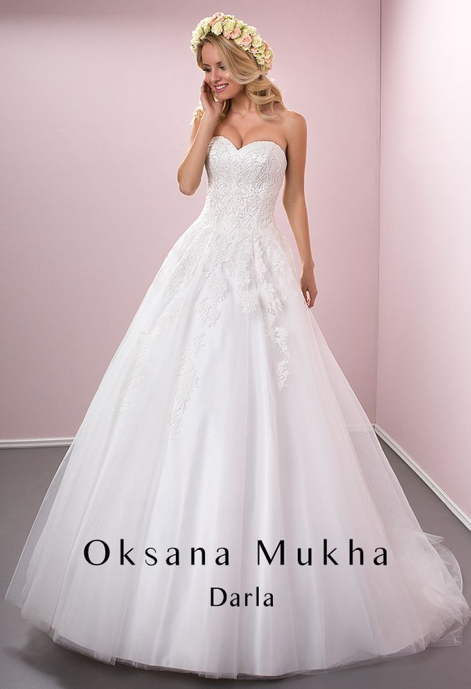 Preview Wedding Collection 2017 by OKSANA MUKHA - 009